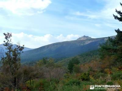 Puertos del Reventón y Calderuelas;subida a la bola del mundo parques naturales en madrid viajes en
